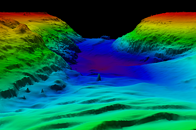 HYDROGRAPHIC AND GEOPHYSICAL SURVEY