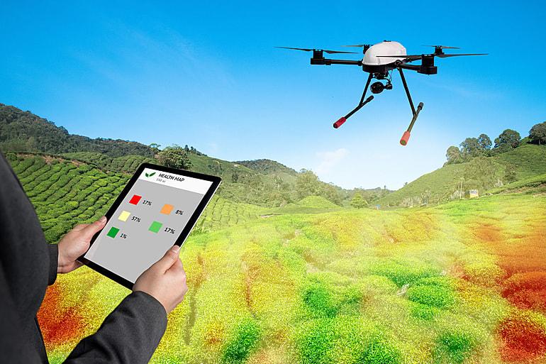 UAV / DRONE INSPECTION & SURVEY